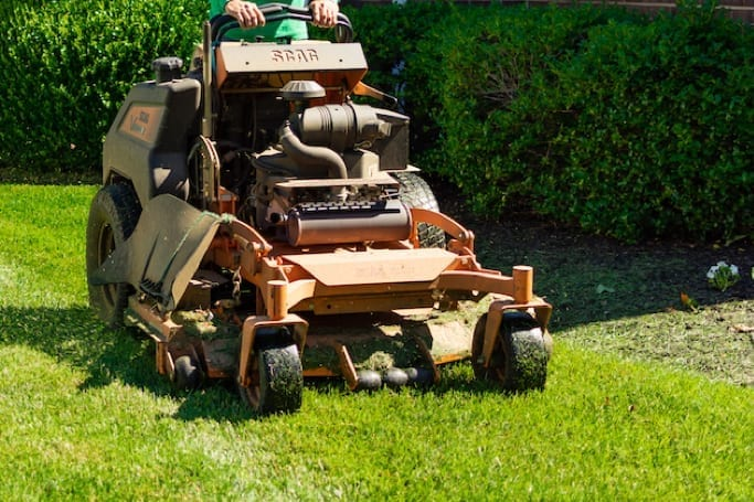 the technicians at Four Seasons Landscape Management can take care of your lawn care needs