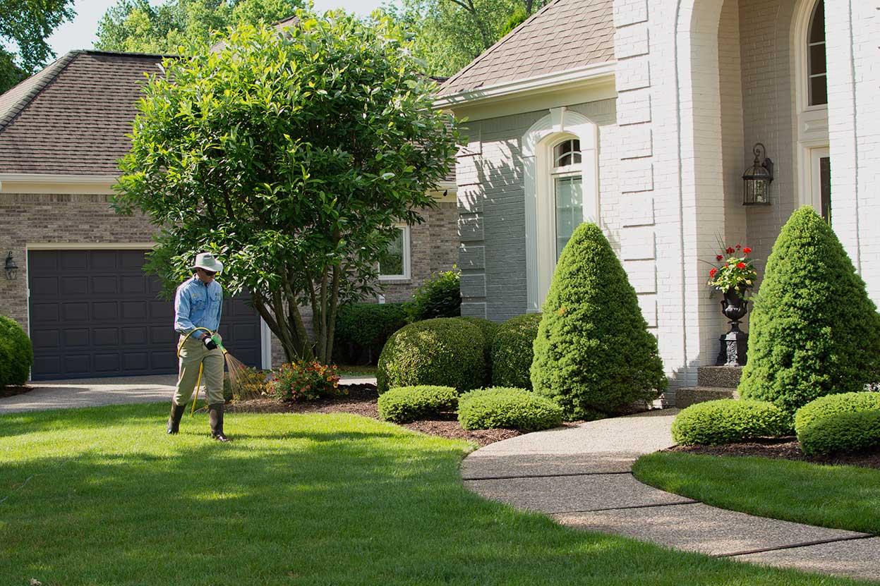 Quality Professional Landscape Care from Four Seasons Landscape Management